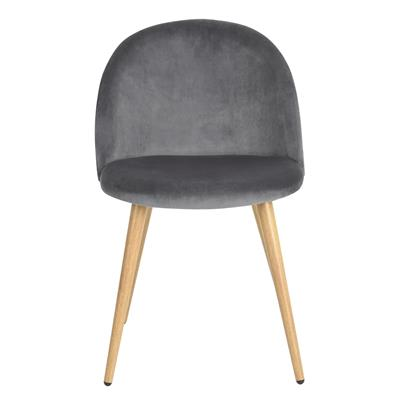 LONDON Swivel Chair, blue